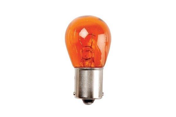 Žarnica (rumena) P1W, 12/21W BAU15s SRL