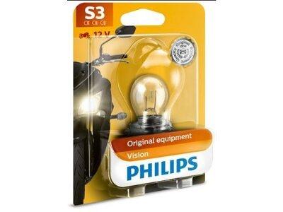 Žarnica S3 Philips Moto - PH12008BW