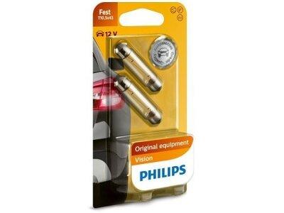 Žarnica T10,5x43 Philips - PH12866B2 (2 kosa)