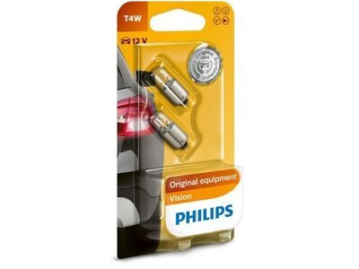 Žarnica T4W Philips - PH12929B2 (2 kosa)