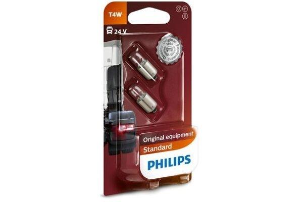Žarnica T4W Philips - PH13929B2 (2 kosa)