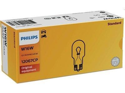 Žarnica W16W Philips - PH12067CP (zadnja luč)