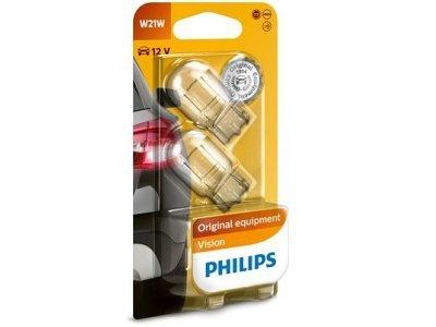 Žarnica W21W Philips - PH12065B2 (2 kosa, zadnja luč)