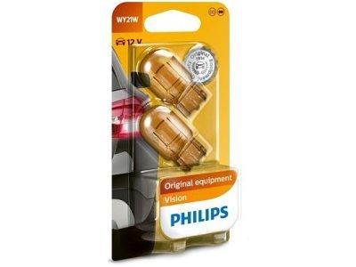 Žarnica WY21W Philips - PH12071B2 (2 kosa, zadnja luč)