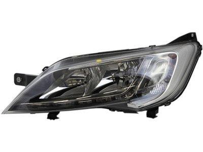 Žaromet Fiat Ducato 14-, dnevna luč LED