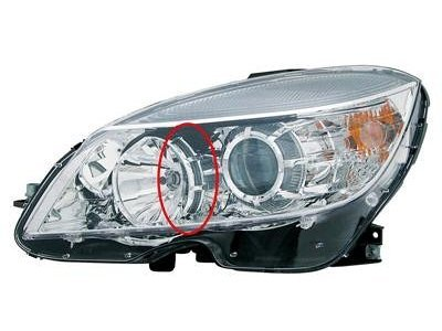 Žaromet Mercedes C W204 -07 OEM