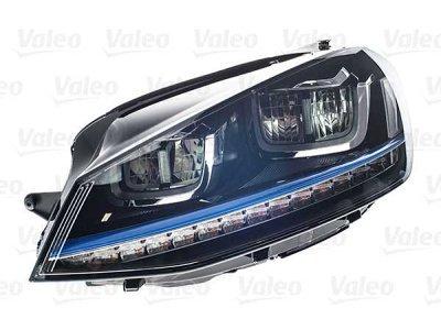 Žaromet Volkswagen Golf VII 12-, bi-xenon, LED, modra