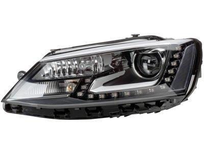 Žaromet Volkswagen Jetta 10-, LED Hella