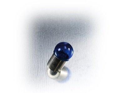 Žarulja Bottari, 12V-10W, BA15S, plava