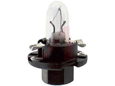 Žarulja (crno kućište) 1,2W Bx8,4d 10 komada