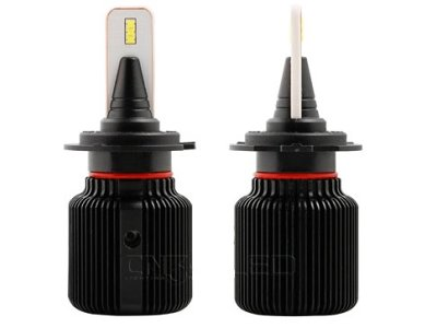 Žarulja H1 LED J1, 6000-6500K, CSP-čipovje, 2 komada