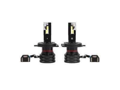 Žarulja H4 LED, 6500 K, 55W, 12-24V, mini model, najnovija tehnologija, 2 komada