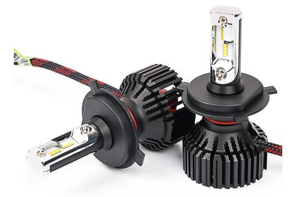 Žarulja H4 LED, 6500K, 60W, 9-32V, 2 komoada, 16 LED, PREMIUM
