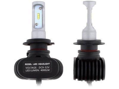 Žarulja H7 LED, 6000-6500K, 25W, 2 komada, CSP čipovje