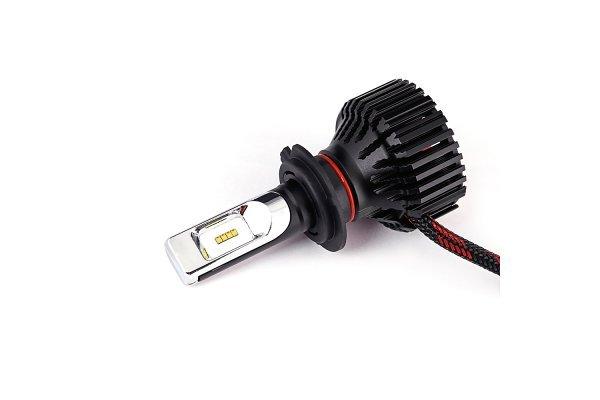 Žarulja H7 LED, 6500K, 60W, 9-32V, 2 komada, 16 LED, PREMIUM