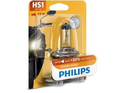 Žarulja HS1 Philips Vision Moto - PH12636BW