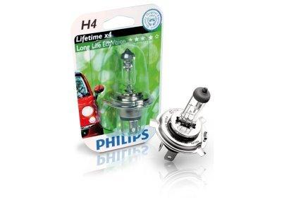 Žarulja Philips Eco Vision 12V H4 60/55W