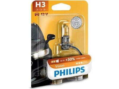 Žarulja Philips H3 Vision - PH12336PRB1