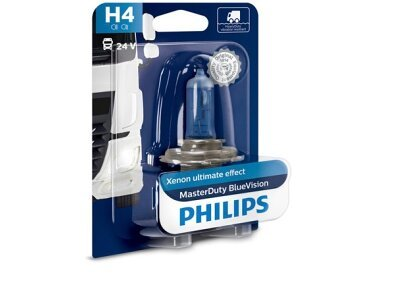 Žarulja Philips H4 MasterDuty BlueVision - PH13342MDBVB1