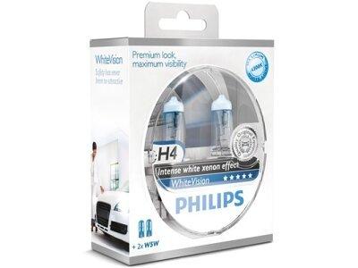 Žarulja Philips H4 WhiteVision - PH12342WHVSM (2 komada)
