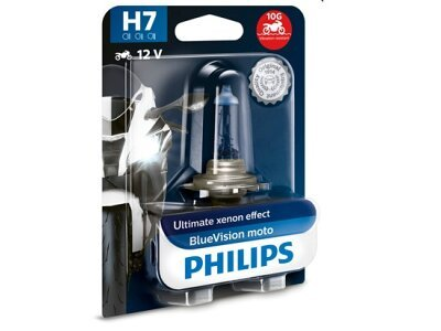 Žarulja Philips H7 BlueVision - PH12972BVUBW