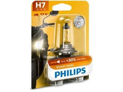 Žarulja Philips H7 Vision Moto - PH12972PRBW