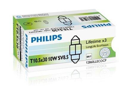Žarulja T10 Philips LongLife EcoVision - PH12860LLECOCP