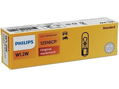 Žarulja W1,W2 Philips - PH12516CP