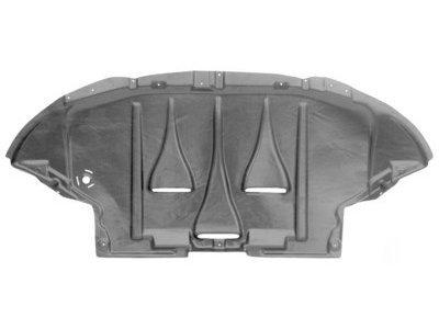 Zaščita motorja AUDI A4 00-07, boljša kvaliteta + sponke