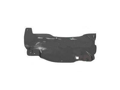 Zaščita motorja (stranska) Nissan Almera 95-00