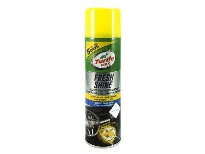Zaščita za armaturno ploščo v spreju Turtle Wax 500 ml (sijoča limona)