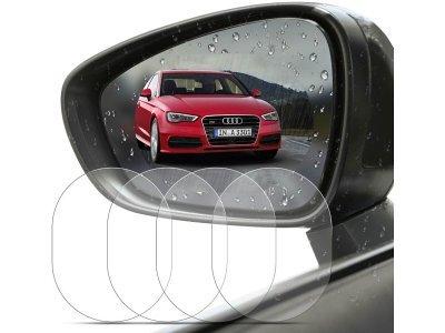 Zaščitna membrana za steklo ogledala - proti megli, bleščanju, vodoodporna, 2 para