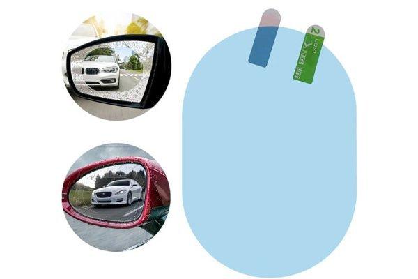 Zaščitna membrana za steklo ogledala - proti megli, bleščanju, vodoodporna