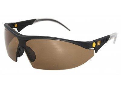 Zaščitna očala CAT Digger, rjava