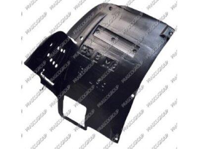 Zaštita ispod blatobrana (naprijed) BM0443603 - BMW 5 Series (E39) 95-00