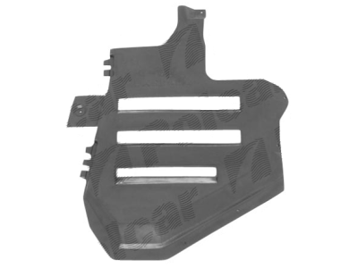 Zaštita motora (bočna) Mitsubishi Carisma 95-04, dizel