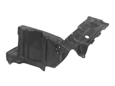 Zaštita motora (bočna) Nissan Almera 00-02 benzin