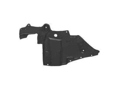 Zaštita motora (bočna) Nissan Almera 00-02 dizel