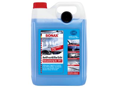 Zaštita od mraza (antifriz) za tečnost vetrobranskog stakla