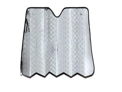 Zaštita od sunca za vjetrobransko staklo, 135x60cm
