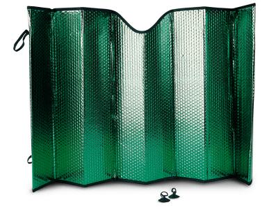 Zaštita od sunca za vjetrobransko staklo, 60 x 130 cm, Protex Premium, zeleno