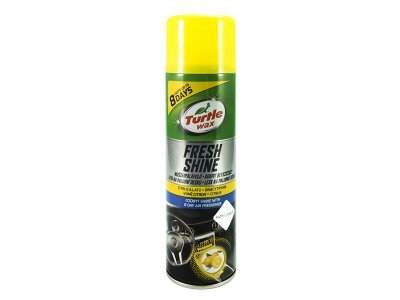 Zaštita za armaturnu ploču u spreju Turtle Wax 500 ml (sjajni limun)