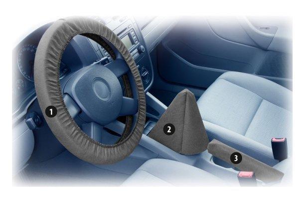 Zaštita za volan, ručica mjenjača te ručnu kočnicu, Kegel