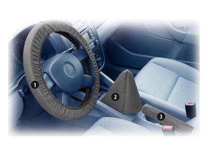 Zaštita za volan, ručicu menjača i ručnu kočnicu, Kegel