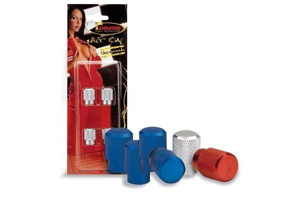 Zatvaranje/zaštitni poklopac za ventil kotače, krom