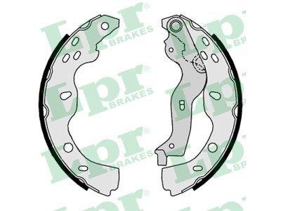 Zavorna čeljust 09190 - Fiat Sedici 06-14