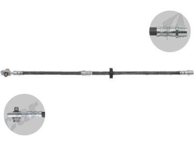 Zavorna cev BH0009 - Audi A2 00-05