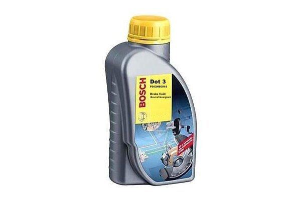Zavorna tekočina DOT3 0,25l