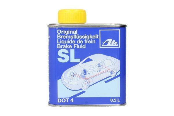 Zavorna tekočina DOT4 0,5 L, ATE