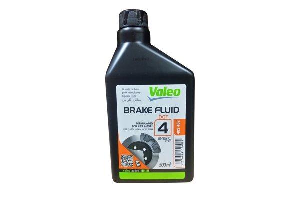 Zavorna tekočina DOT4 0,5L VALEO